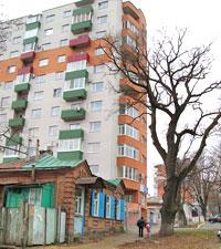 Дом Иосифа Бульковского. Ставрополь. ул. Мира, 254